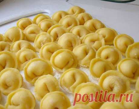 Matchless dough - elastic also does not boil soft.