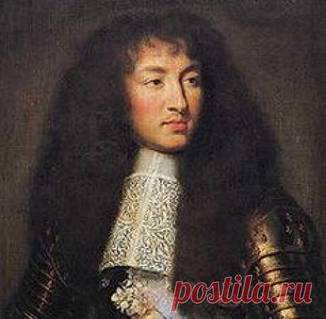 Сегодня 05 сентября в 1638 году родился(ась) Людовик XIV де Бурбон-ФРАНЦИЯ