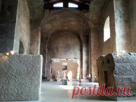 Музей Терм Диоклетиана