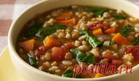 Суп с чечевицей и картофелем: кладезь полезных витаминов и микроэлементов
