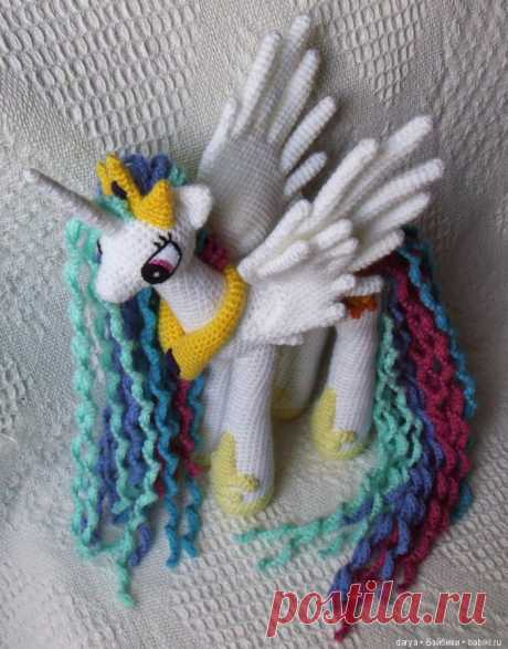 Принцесса Селестия My Little Pony