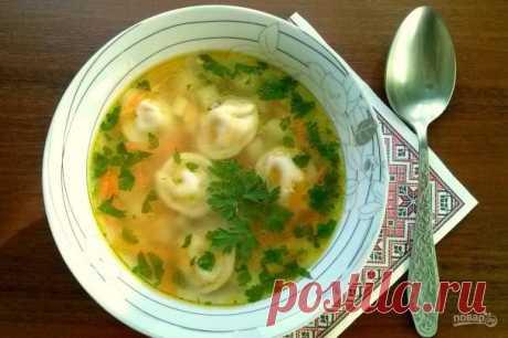Бабушкин суп с пельменями Бабушкин суп с пельменями Пошаговые кулинарные рецепты с фотографиями –