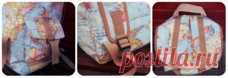 Как сшить рюкзак с карманами (Diy) / Простые выкройки / ВТОРАЯ УЛИЦА - Выкройки, мода и современное рукоделие и DIY Просматривайте этот и другие пины на доске Рюкзак пользователя Светлана. Теги Как сшить рюкзак с карманом внутри, который можно сделать двух цветов (сшить 2 разных рюкзака), или с карманом-книжкой (сшить 3 рюкзака). У меня как раз остался кусочек синтепона, можно купить или сделать самим.