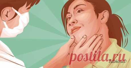 Рак щитовидной железы: какие симптомы должны нас? - на Fabiosa