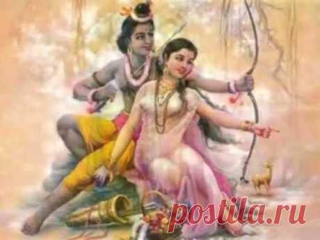 ▶ Мантра медитация на любовь и исполнение желаний - YouTube
