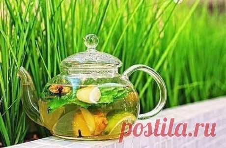 (+1) тема - Имбирный чай. Здоровье, красота и бодрость вам обеспечены! | Диеты со всего света