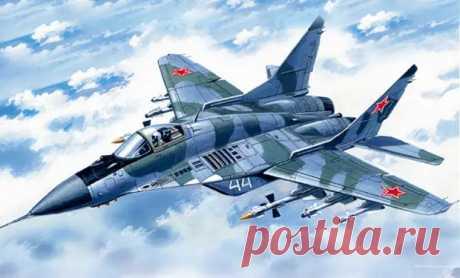 Вертикальный взлет легендарного МиГ-29. Это нужно видеть каждому! - Don't Panic Magazine - медиаплатформа МирТесен