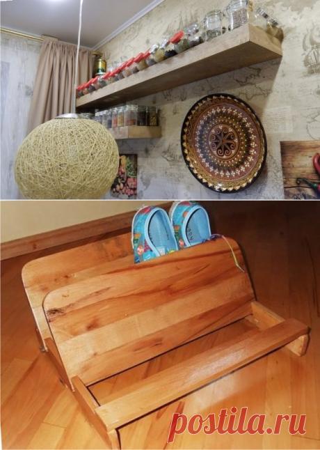 Что сделать из остатков ламината: идеи для дома | Ремонтдом | Яндекс Дзен