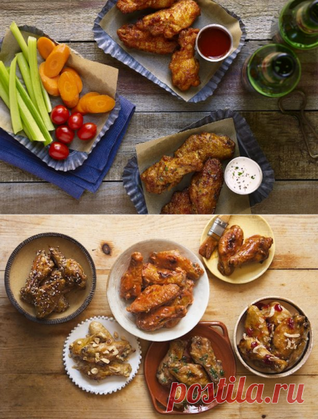 5 отличных способов приготовить куриные крылышки-гриль