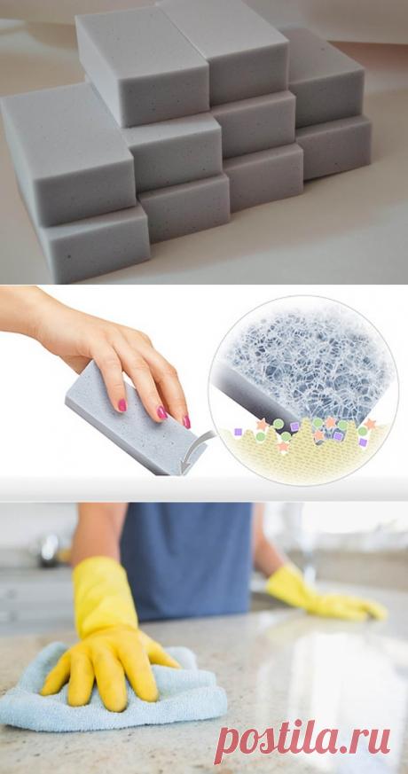 Польза и вред меламиновых губок с отзывами домохозяек