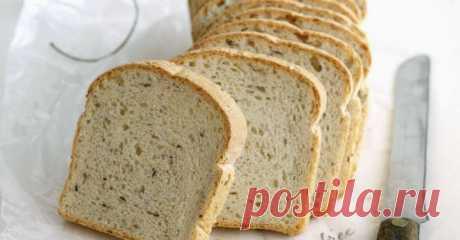 Хлеб без глютена: как приготовить, все нюансы + рецепты