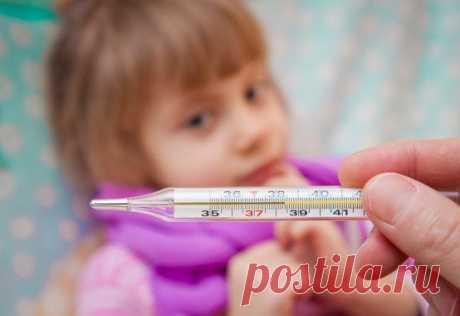 7 запрещенных способов лечения ОРВИ и гриппа у детей / Малютка