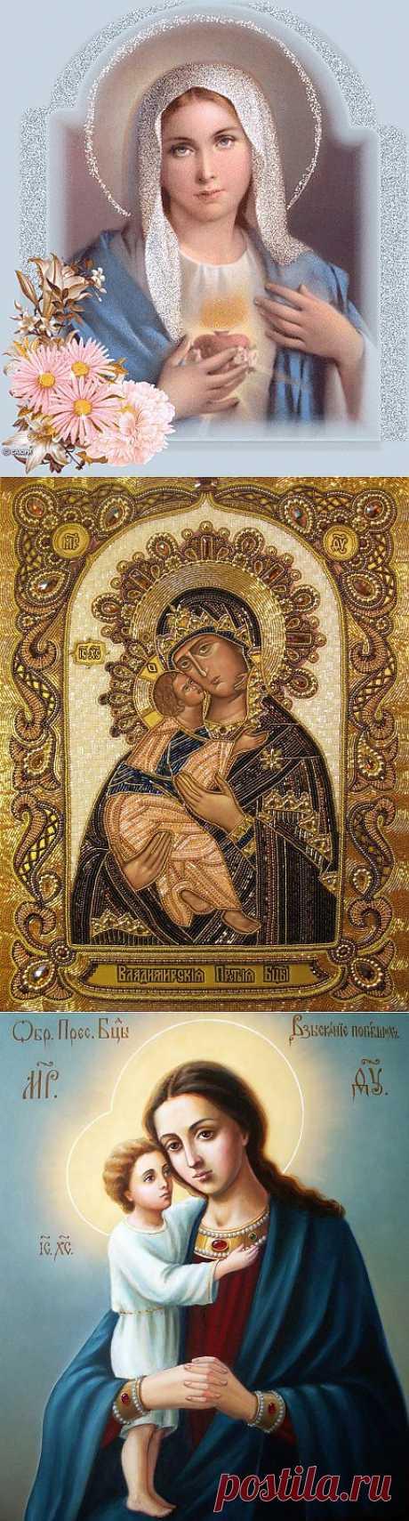 У каждого есть свой ангел-хранитель и своя икона-заступница..
