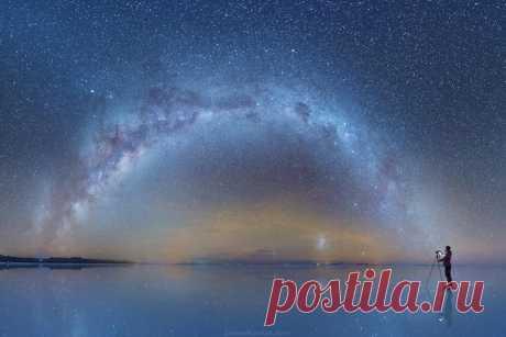 Очень яркий Млечный путь в фотографиях Дэвида Кордана (David Kordan) — Фотоискусство