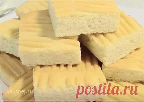 Как приготовить печенье за 2 минуты