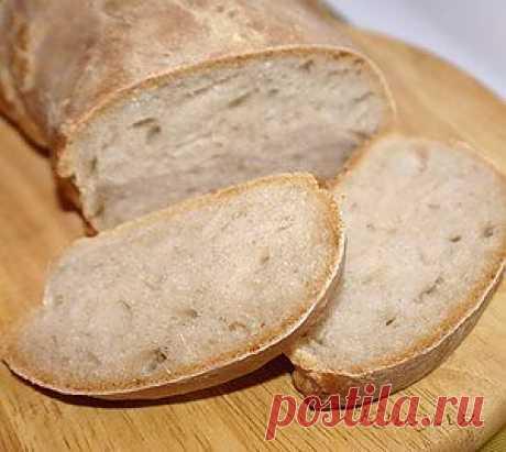Виноградная закваска и хлеб похожий на чиабатту. Рецепт c фото, мы подскажем, как приготовить!