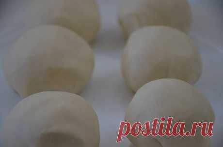 Молдавские плацинды с творогом и зеленью - Пошаговый фото-рецепт