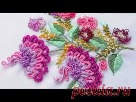 Embroidery: Brazilian exclusive 👍 | Вышивка: Бразильская Эксклюзивная 🌹