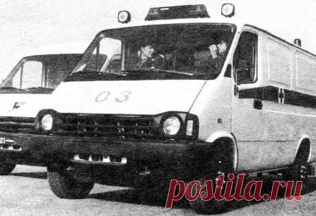 Полторы тонны пустых хлопот: советские предшественники «Газели»