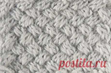 """Узор """"Хала"""" Отличный простой узор для вязания жилетки или кофты."""