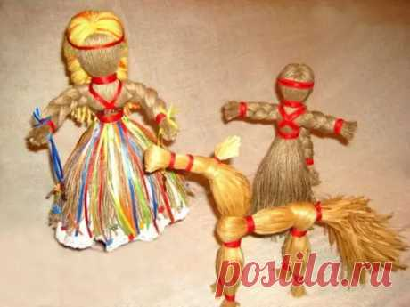 Русские народные поделки своими руками - мастер-классы по изготовлению деревянных, соломенных и глиняных предметов - Сам себе мастер - медиаплатформа МирТесен
