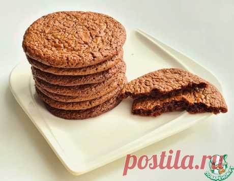 Печенье Брауни – кулинарный рецепт