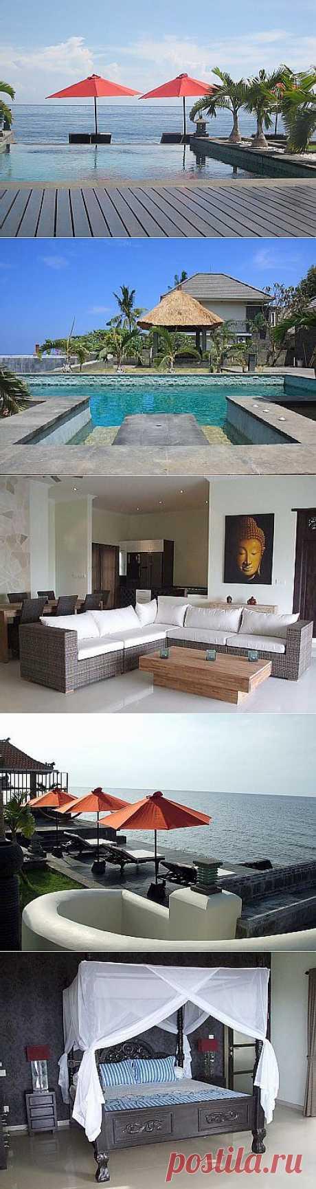 МИР ВАМ - Аренда виллы на Бали