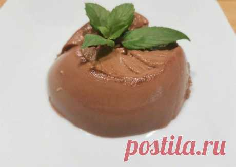 Суфле из ряженки с какао - пошаговый рецепт с фото. Автор рецепта Александр К . - Cookpad