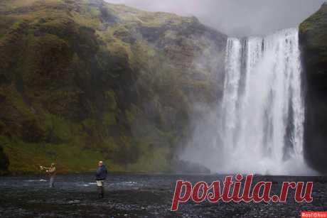 Фото: Исландия-8. Фотограф Игорь Дубоссарский. Путешествия - Фотосайт Rasfokus.ru
