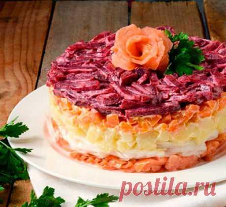 Рецепты легких салатов и закусок на Новый год