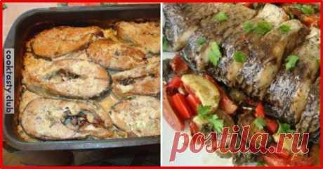 Рецепты приготовления рыбы в духовке . Милая Я