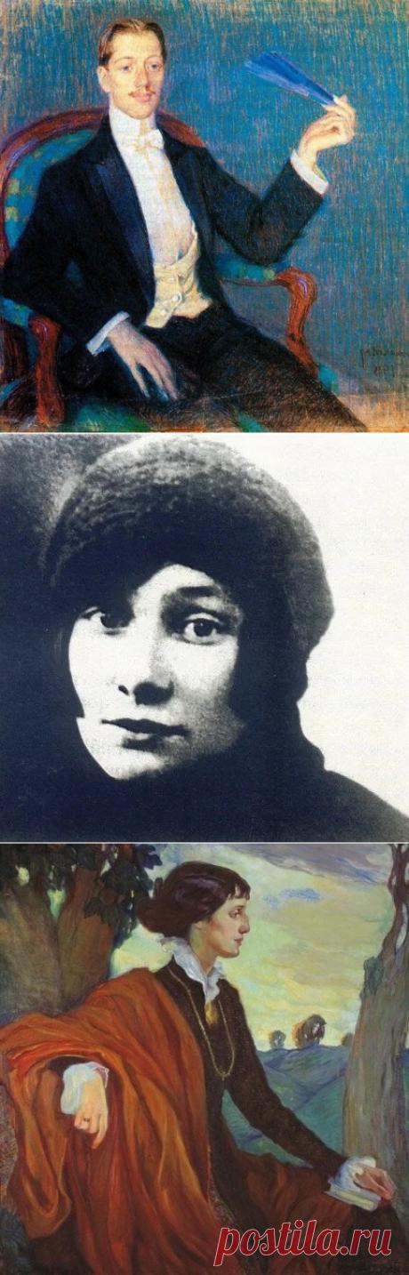Зачем поэт Николай Гумилев вернулся в Россию после революции 1917 года | НЕскушные истории | Яндекс Дзен
