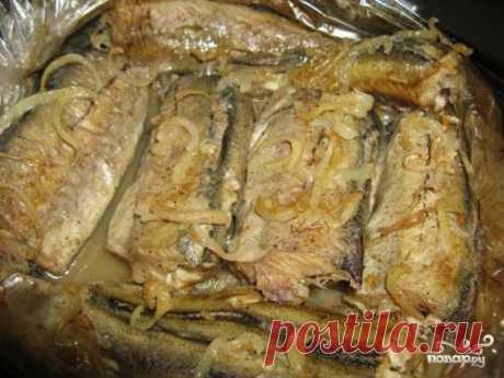 Минтай в маринаде - пошаговый кулинарный рецепт с фото на Повар.ру