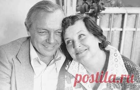 Кирилл Лавров и Валентина Николаева: 50 лет счастья, которое началось с выговора