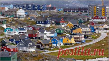 Достопримечательности Гренландии (10 фото) . Тут забавно !!!