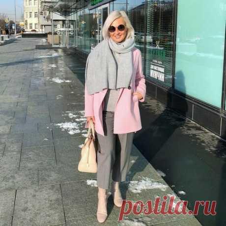 Чтобы выглядеть стильно, нужно знать, что надеть. Образы для женщин 45+ | Glamiss | Яндекс Дзен