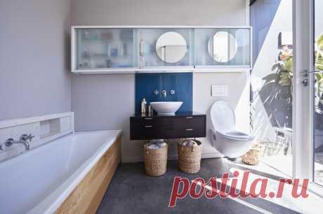 Как избавиться от запаха в туалете — www.wday.ru