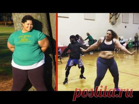 Вот как она сбросила 70 кг! Теперь за ее танцами наблюдает весь мир.