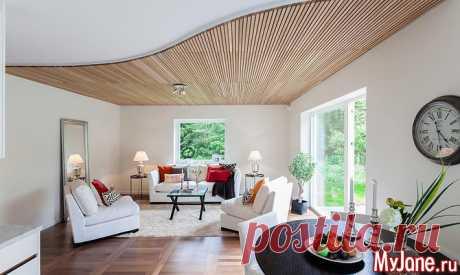 Можно ли сделать потолок визуально выше? - как сделать потолок визуально выше, как сделать потолок зрительно выше