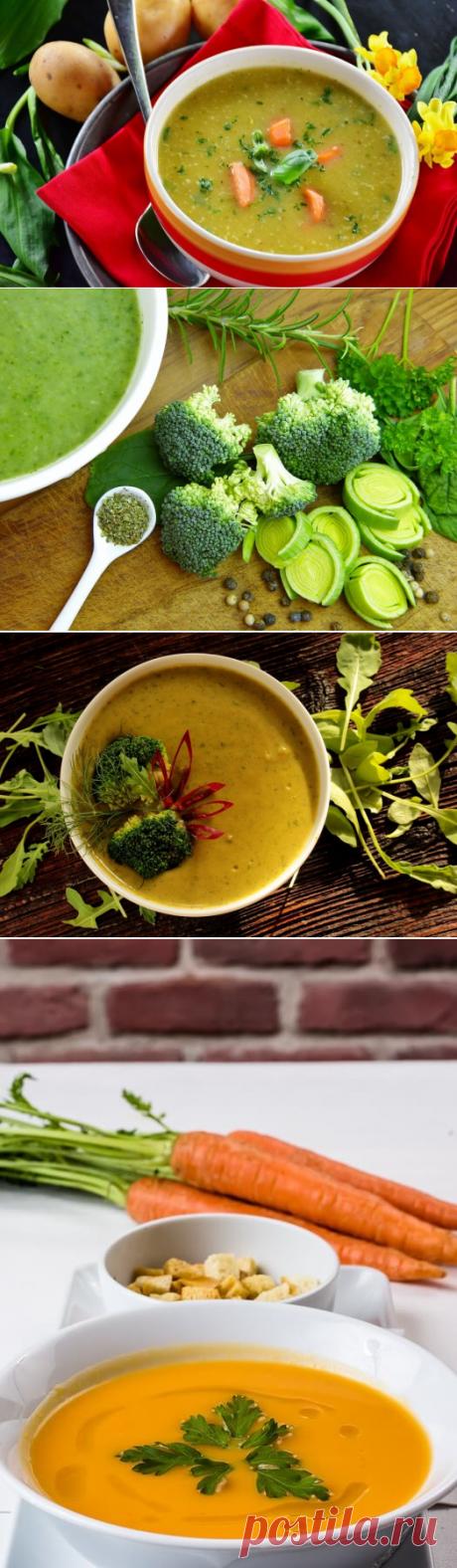 Суп-чистка против жира на животе: 3 рецепта на 3 дня | SimpleSlim