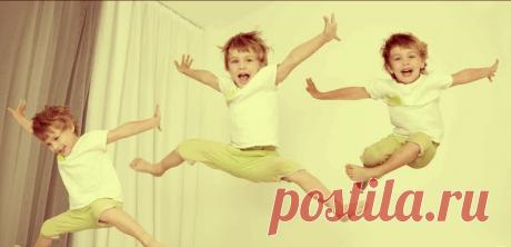 Активные и гиперактивные дети, что делать родителям | Ребята-дошколята | Яндекс Дзен