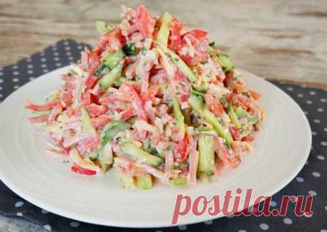 (1) Необычный салат из помидоров - пошаговый рецепт с фото. Автор рецепта Отчаянная Французская Домохозяйка . - Cookpad
