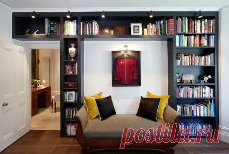 12 идей как обустроить интерьер маленьких квартир | Идеальный интерьер | Яндекс Дзен