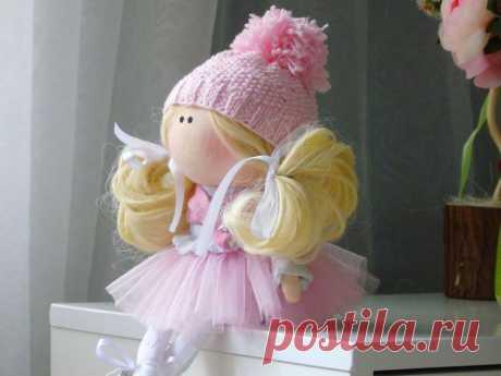 Кукла Тильда своими руками. Выкройки для начинающих | Поделки из всего