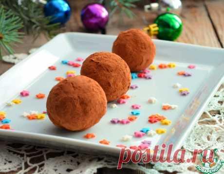 """Самое новогоднее пирожное """"Картошка"""" – кулинарный рецепт"""