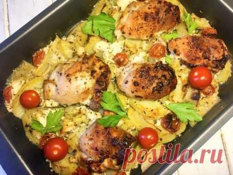 Курица в кефире — Sloosh – кулинарные рецепты