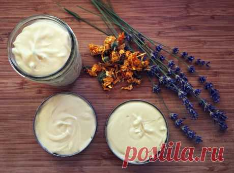 Рецепт чудо-крема: продлеваем молодость коже лица и рук