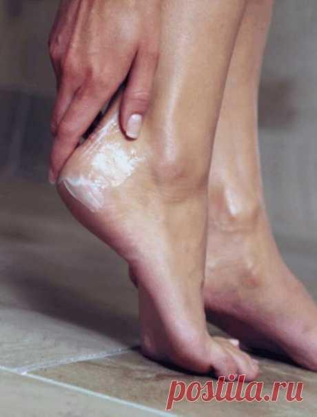 Супер-рецепты от натоптышей, трещин на пятках, шершавых рук, корявых ногтей на ногах