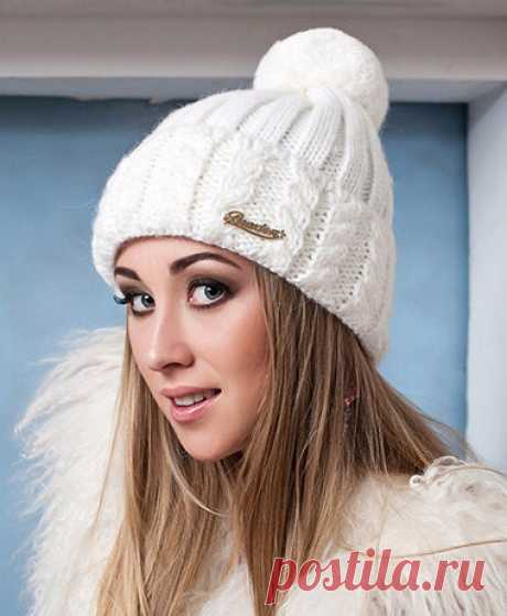 Подборка шапок спицами с описанием   Хозяйка своего дома   Яндекс Дзен