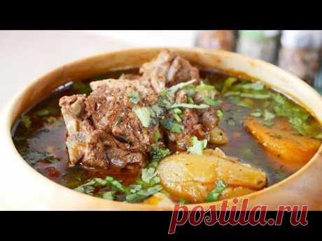 ШУРПА на раз,два,три. Самая вкусная ШУРПА, цыганка готовит.Gipsy cuisine.